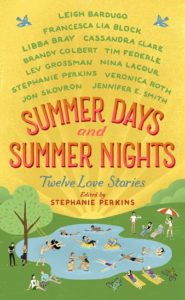 Review | Summer Days & Summer Nights: Twelve Love Stories (Anthology), Edited by Stephanie Perkins