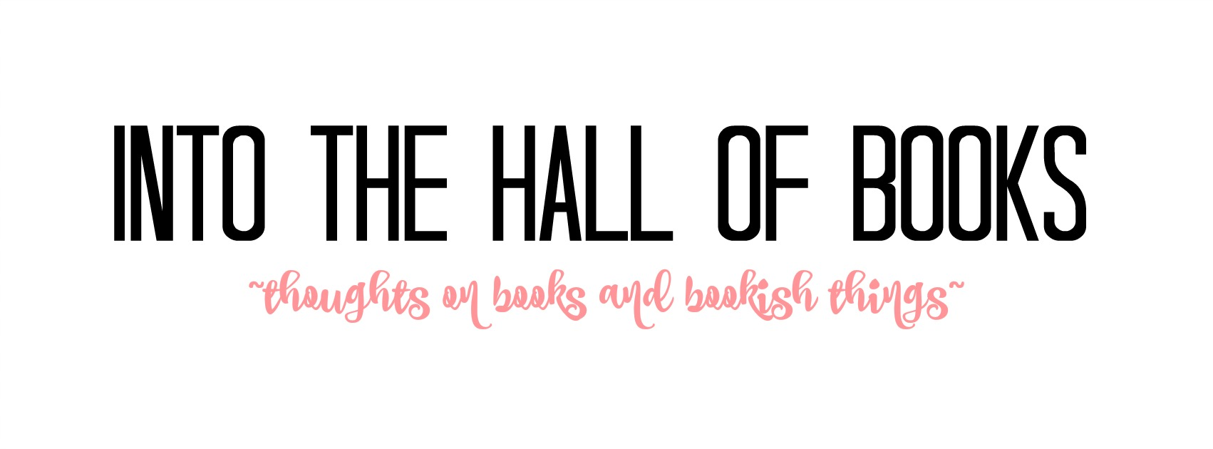 Into the Hall of Books
