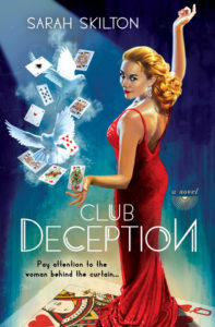 Book Review | Club Deception by Sarah Skilton