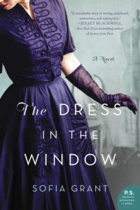 Book Review | The Dress in the Window by Sofia Grant