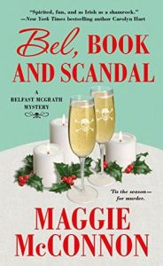 Bel, Book, and Scandal by Maggie McConnon Review