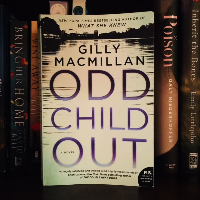 Odd child out by gilly macmillan review into the hall of books odd child out by gilly macmillan review fandeluxe Images