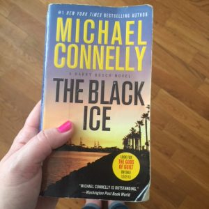 The Black Ice by Michael Connelly