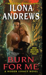 Burn For Me by Ilona Andrews | Review