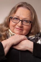 Jean Auel Author Photo