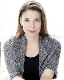 Julia Whelan Author Photo