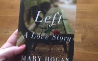 Left by Mary Hogan | Review