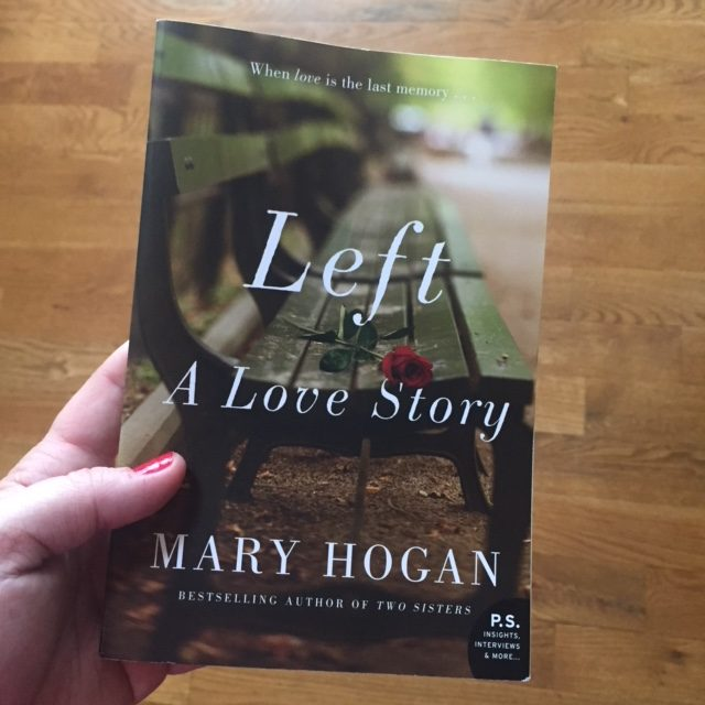 Left by Mary Hogan