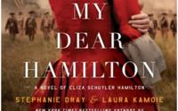 Cover Reveal | MY DEAR HAMILTON by Stephanie Dray and Laura Kamoie