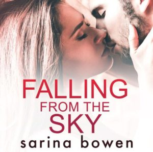 Audiobook Review | Falling From The Sky by Sarina Bowen