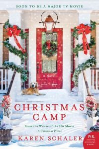 Christmas Camp by Karen Schaler | Review
