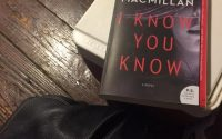 I Know You Know by Gilly MacMillan | Review