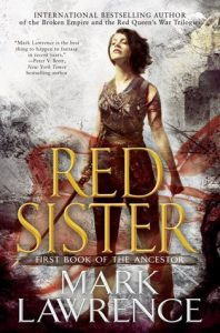 Red Sister by Mark Lawrence | Review