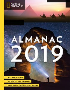 National Geographic Almanac 2019 | Review