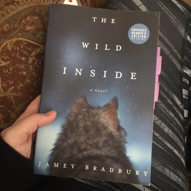 The Wild Inside by Jamey Bradbury