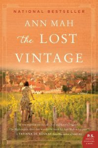 The Lost Vintage by Ann Mah | Review