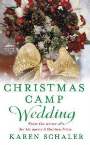 Review + Giveaway | Christmas Camp Wedding by Karen Schaler