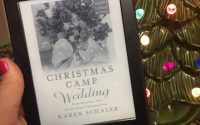 Review + Giveaway | Christmas Camp Wedding by Karen Schaler