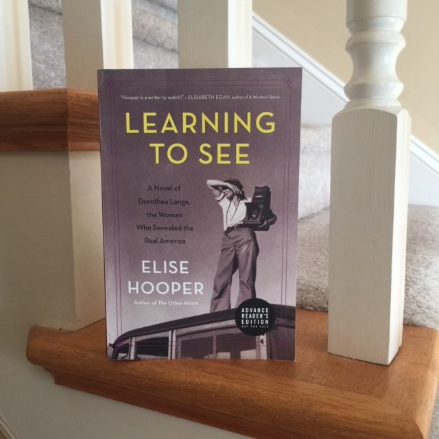 Learning To See by Elise Hooper