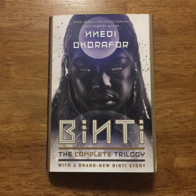 Binti The Complete Trilogy by Nnedi Okorafor