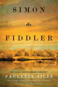 Book Review: Simon the Fiddler by Paulette Jiles