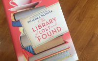 The Library of Lost and Found by Phaedra Patrick | Review