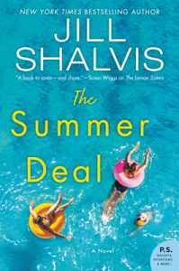 Book Review: The Summer Deal by Jill Shalvis