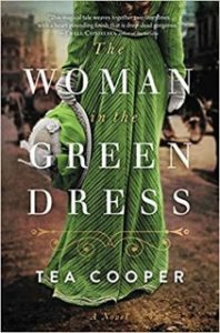 Book Review: The Woman in the Green Dress by Tea Cooper