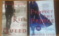 Kill the Queen & Protect the Prince by Jennifer Estep | Review