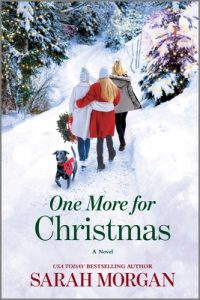 Book Review: One More For Christmas by Sarah Morgan