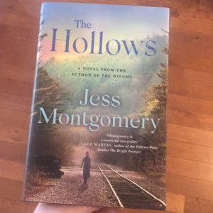 The Hollows by Jess Montgomery
