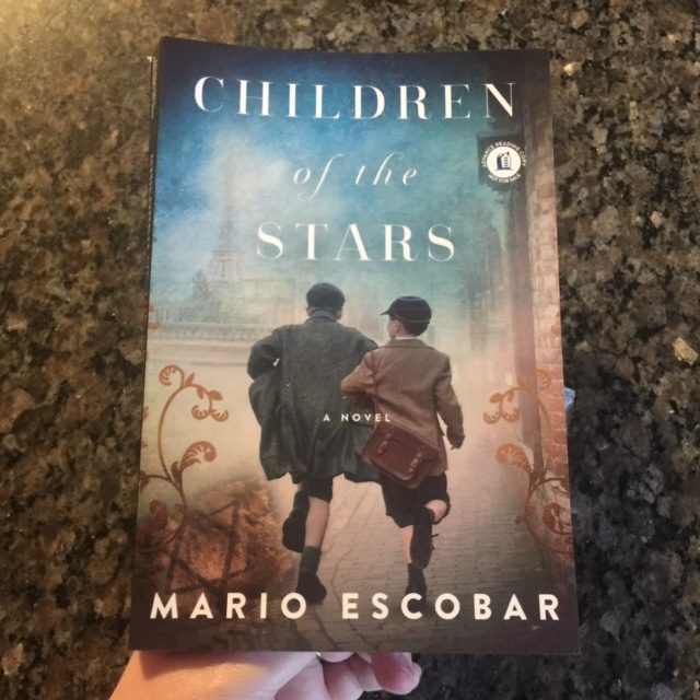 Children of the Stars by Mario Escobar