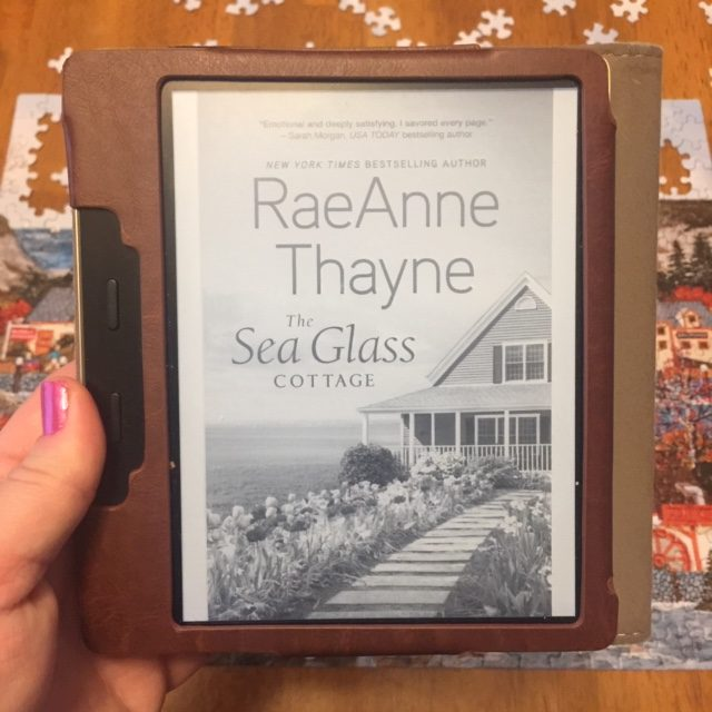 The Sea Glass Cottage by RaeAnne Thayne