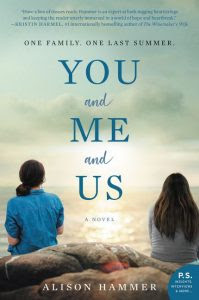 Book Review: You and Me and Us by Alison Hammer