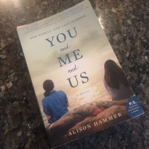 You and Me and Us by Alison Hammer
