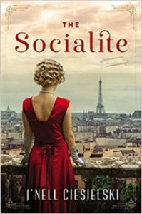 Book Review: The Socialite by J'Nell Ciesielski
