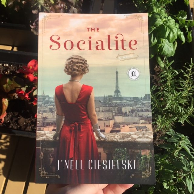 The Socialite by J'Nell Ciesielski