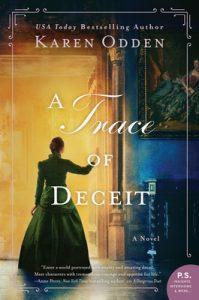 Book Review: A Trace of Deceit by Karen Odden
