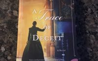 Book Review: A Trace of Deceit by Karen Odden
