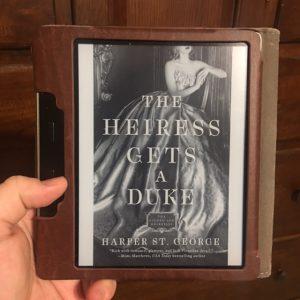 The Heiress Gets A Duke by Harper St. George