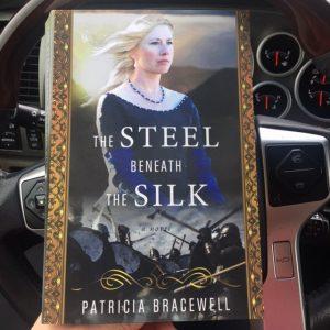 The Steel Beneath the Silk by Patricia Bracewell